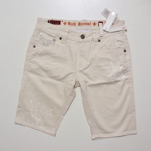 *Brand New* Rock Revival Jean Shorts (36) 2 LEFT!